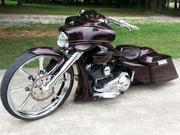 2012 Harley-Davidson Streetglide Bagger